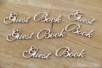 Guest Book - leikekuviopakkaus