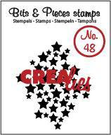 Bits & Pieces Stamps: Stars