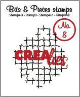 Bits & Pieces Stamps: Trellis
