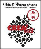 Bits & Pieces Stamps: Rounded Squares