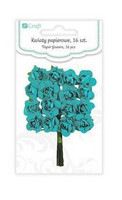 Roses Turquoise 12 kpl