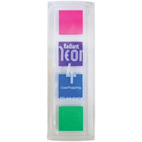Radiant Neon 4 : Cool Tones - leimasinmustesetti