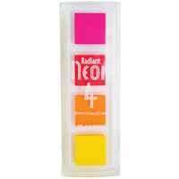 Radiant Neon 4 : Warm Tones - leimasinmustesetti