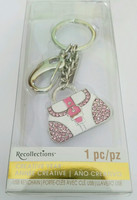 USB Planner Charm: Purse Pink