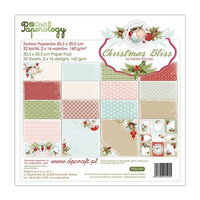 Christmas Bliss 12x12 paperikokoelma