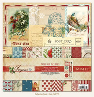 Joyous Collection Kit 12x12 - paperikokoelma