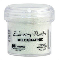 Embossing Powder: Holographic 34ml