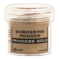 Embossing Powder: Princess Gold 34ml