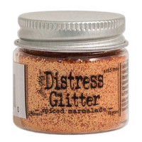 Distress Glitter: Spiced Marmalade