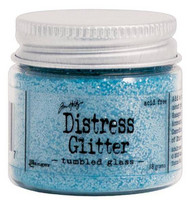 Distress Glitter: Tumbled Glass