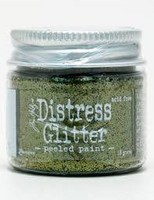 Distress Glitter: Peeled Paint