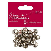 Create Christmas: Jingle Bells Silver