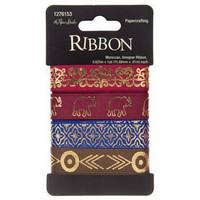 Designer Ribbon: Moroccan -nauhapakkaus