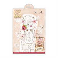 Willow A4 Decoupage Pack