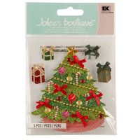 Jolee's Boutique 3D Dimensional Stickers: Classic Tree