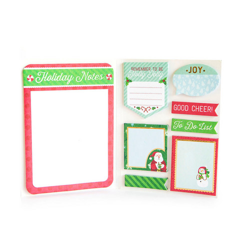 Recollections Sticky Notes Book: Merry Everything