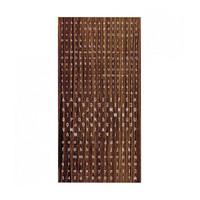 Alphabet Stickers: Woodgrain