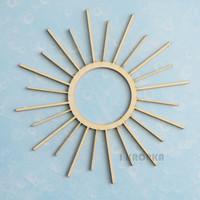 Sun 1 - chipboardpakkaus