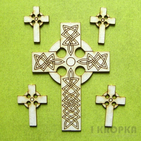 Crosses 3 - chipboardpakkaus