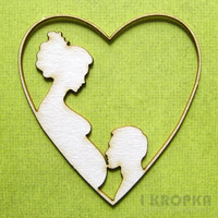Love Pregnancy  - chipboardpakkaus