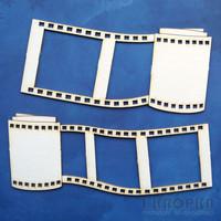 Curvy Filmstrips Large - chipboardpakkaus