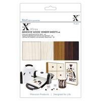 Adhensive Wood Veneer Sheets A5  - pakkaus