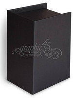 ATC Book Box Black