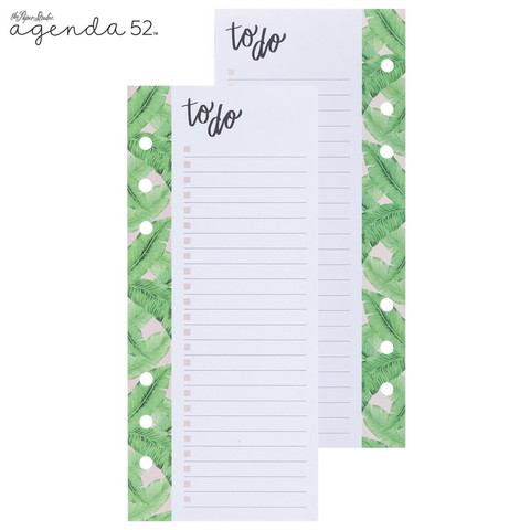 Double-Sided Notepad : To Do