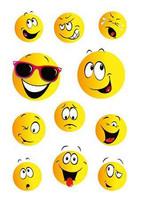 Funny Emojis - tarrapakkaus