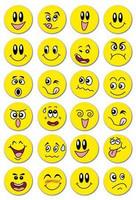 Hologram Emojis - tarrapakkaus