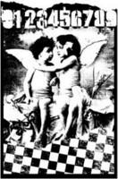Wings 5 Unmounted A6 - leimasinsetti