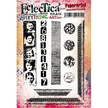 Eclectica by Everything Art Ezmount A5 #6 - leimasinsetti