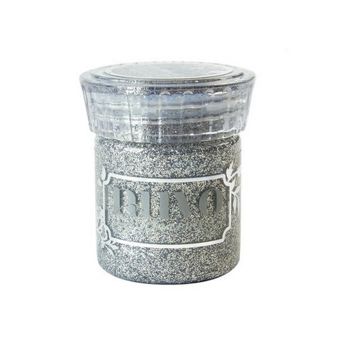 Nuvo Glimmer Paste: Silver Gem