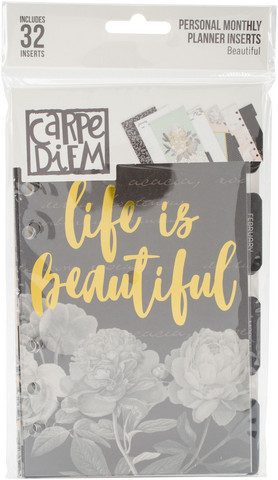 Carpe Diem: Beautiful Personal Inserts