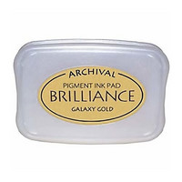 Brilliance: Galaxy Gold  - mustetyyny