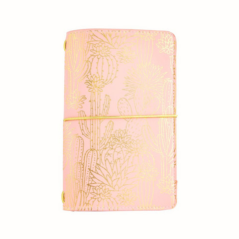 Large Traveler Notebook: Blush Desert