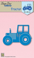 Shape Dies: Tractor - stanssi