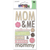 Sticko Epoxy Stickers: Mom