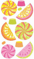 Sticko 3D Stickers: Sweet Tarts