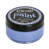 Dylusions Paint 59ml - Periwinkle Blue
