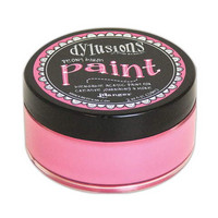 Dylusions Paint 59ml - Peony Blush
