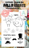 Aall & Create: Monster Hugs #53 - leimasinsetti