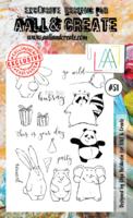 Aall & Create: Go Wild  #51 - leimasinsetti