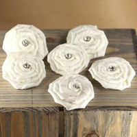 Prima Marketing Flower Embellishments: Allure Aurora