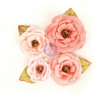 Prima Marketing Flower Embellishments: Montse