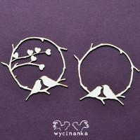 My Sweet Love: Bird Wreaths - leikekuviopakkaus