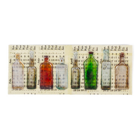 Architextures Trinkets:  Glass Bottles