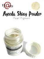 Ayeeda Shiny Powder: Silver Pearl - helmiäisjauhe