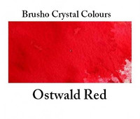 Brusho Crystal Colors -  Ostwald Red 15g