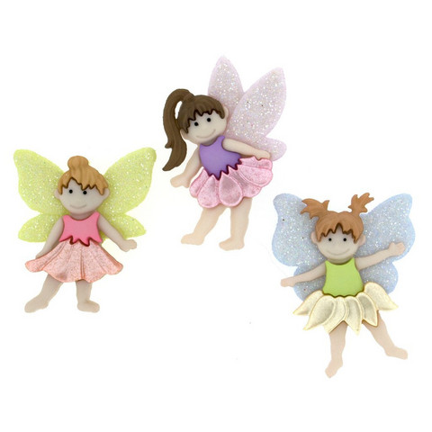 Dress It Up: Flower Fairies  -nappipakkaus